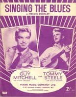 Guy Mitchell - Tommy Steele - Singing The Blues