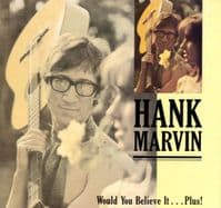 Hank Marvin - Would You Believe It ... Plus (See 210) M-/M