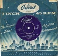 Hank Thompson - I Guess I'm Getting Over You/I Didn't Mean To Fall In Love (CL 15074)