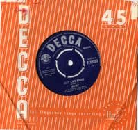 Heinz - Just Like Eddie/Don't You Knock At My Door (F 11693)