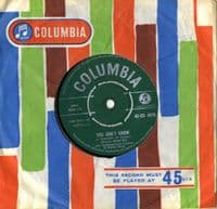 Helen Shapiro - You Don't Know/Marvellous Lie (DB 4670)