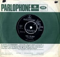 Hollies,The - Here I Go Again/Baby That's All (R 5137)