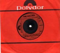 Hollies,The -The Day That Curley Billy Shot Down Crazy Sam McGee/Born A Man