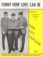Ivy League,The - Funny How Love Can Be