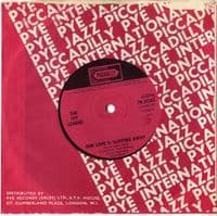 Ivy League,The - Our Love Is Slipping Away/I Could Make You Fall In Love (7N 35267) M-