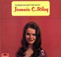 Jeannie C. Riley - Things Go Better With .. (2855003) Ex/M