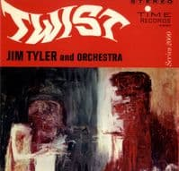 Jim Tyler and Orchestra - Twist (S/2053) M-/M-