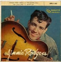 Jimmie Rodgers - Woman From Liberia - Hey Little Baby (EPR-1-303)