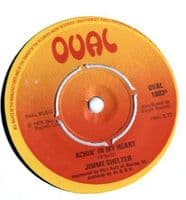 Jimmie Shelter - Achin' In My Heart/Cold On Me (1003) M-