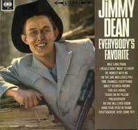 Jimmy Dean - Everybody's Favorite (62152) Stereo