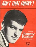 Jimmy Justice - Ain't That Funny