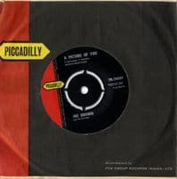 Joe Brown - A Picture Of You/A Lay-Abouts Lament (7N 35047) M-