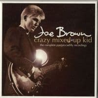 Joe Brown - Crazy Mixed-Up Kid - Complete Pye/Piccadilly Recordings - 3 CD Box Set - 82 Tracks