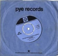 Joe Dolan - You're Such A Good Looking Woman/Something Happens (7N 17891) M-