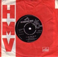 John Leyton - I'll Cut Your Tail Off/The Great Escape (Pop 1175)