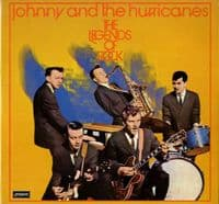 Johnny And The Hurricanes - Legends Of Rock (LS 3192) 2 LP Set