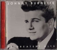 Johnny Burnette - 25 Greatest Hits