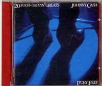 Johnny Cash - 20 Foot-Tappin' Greats