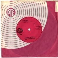 Johnny Devlin and The Detours - Sometimes/If You Want Someone (7N 15598) M-