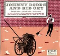 Johnny Dodds and Kid Ory - Gate Mouth - Too Tight Blues (BBL 7136)