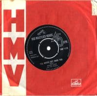 Johnny Kidd and The Pirates - I'll Never Get Over You/Then I Got Everything (Pop 1173)