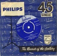 Johnny Mathis - Misty/The Story Of Our Love (H 219)