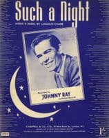 Johnny Ray - Such A Night