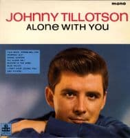 Johnny Tillotson - Alone With You (C 972) Factory Sample