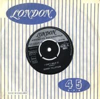 Johnny Tillotson - I Can't Help It/I'm So Lonesome I Could Cry (HLA 9642)