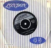Johnny Tillotson - It Keeps Right On A Hurtin'/She Gave Sweet Love To Me (HLA 9550)