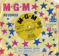 Johnny Tillotson - No Love At All/What Am I Gonna Do (1319) M-