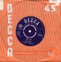 Kathy Kirby - Secret Love/You Have To Want To Touch Him (F 11759) M-
