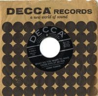 Kenny Rankin - What Do You Want To Make Those Eyes At Me For/Tonight I'm Speaking Love (31054)
