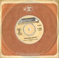 Kenny Rogers and The First Edition - Something's Burning/Momma's Waiting (RS 20888)