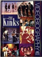 KINKS,THE - VIDEOBIOGRAPHY - RARE 2 x DVD AND BOOK SET - AS NEW