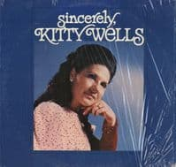 Kitty Wells - Sincerely - Love Is the Answer (DL7 5350)