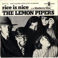Lemon Pipers,The - Rice Is Nice/Blueberry Blue (BDA 31)