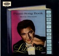 Liberace - Piano Song Book Of Movie Themes (SVL 3007) Stereo Ex/M-