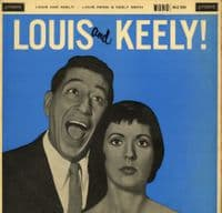 Louis Prima - Keely Smith - Louis and Keely (HA-D 2243)