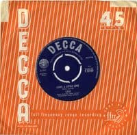 Lulu - Leave A Little Love/He Don't Want Your Love Anymore (F 12169)