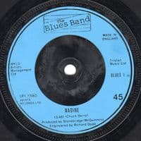 Manfreds - Blues Band,The - Nadine/That's All Right (Blues 1) M