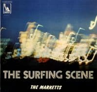 Marketts,The - The Surfing Scene (CO62 - 97043)