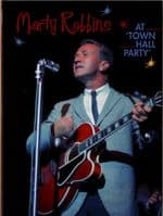 Marty Robbins - At Town Hall Party (Bear Family DVD)