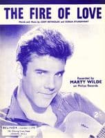Marty Wilde - The Fire Of Love