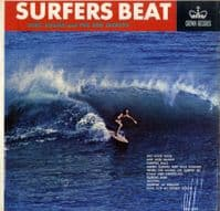 Mike Adams and The Red Jackets - Surfer's Beat (CLP 5312)