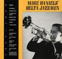 Mike Daniels Delta Jazzmen - 1957-59 - Riverboat Shuffle - Baby Doll (HQ 3007)
