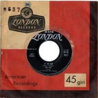 Nick Todd - At The Hop/I Do (HL 8537) Italy