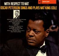 Oscar Peterson Trio  - With Respect To Nat (20079 MCL)