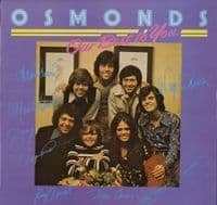 Osmonds - Our Best To You (2315 300) M-/M-