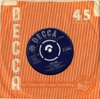 P.J. Proby - Hold Me/The Tip Of My Fingers (F 11904) M-